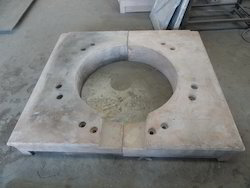 Induction Furnance Refractory Top Bottom