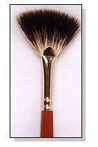 Luxury Fan Brushes