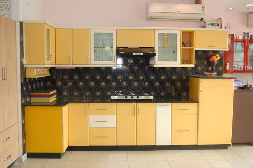 Modular Kitchen Interior Living Room Plastic Furniture Sans