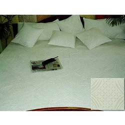 Designer Applique Cut Work Bed Spreads