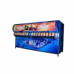 18 Flavor Split Type Soda Shop Vending Machine