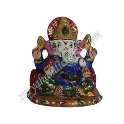 Meena Painting Ganesh