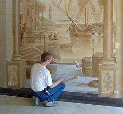 Wall Paintings Service