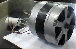 Table Top Rice Grinder Motor