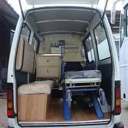 Ambulance Van - Omni Ambulance Manufacturer from Coimbatore