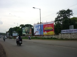 Hoarding Advertising Services