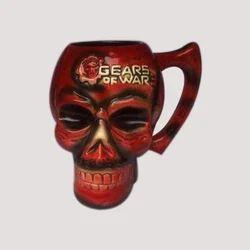 Skull Beer Mug - Skull