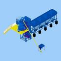 RMC Plant With Inline Bin Module