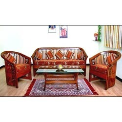 Pleasing Zeebra Sofa Set K A Kutties Wood Crafts Wholesaler In Gmtry Best Dining Table And Chair Ideas Images Gmtryco