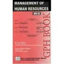 Ms02 Management Of Human Resources(ignou Help Book)