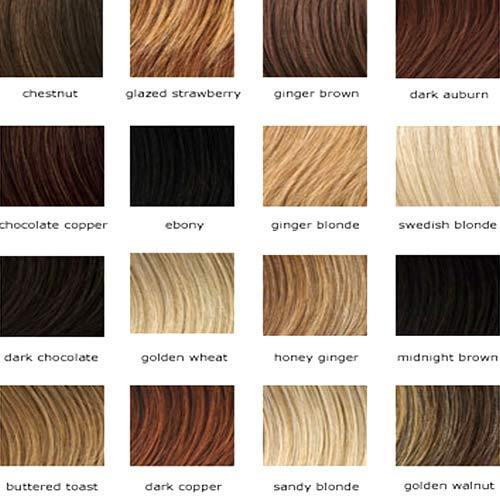 Natural Hair Colors | Kuria Mal Gopi Chand | Exporter in East Of ...