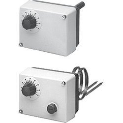 Surface Mounting Twin Thermostat