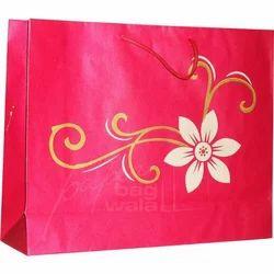 Flat Handle Gift Bags