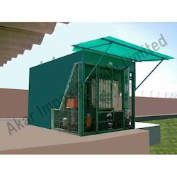 Packaged Compact Sewage Treatment Plants