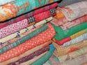 Vintage Sari Quilt