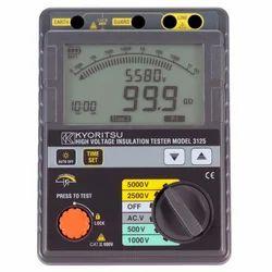 KEW-3125 Digital High Voltage Insulation Tester