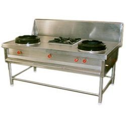 Chinese Cooking Range