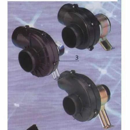 """JABSCO 3/"""" FLEXMOUNT BLOWER 24V 150 CFM"""