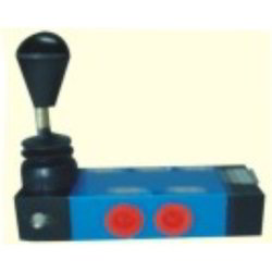 Hand Lever Operated Valve