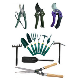 tools and equipments gardening