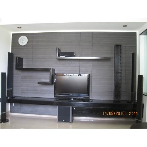 Tv lcd furniture tv units manufacturer from coimbatore Tv unit designs for lcd tv
