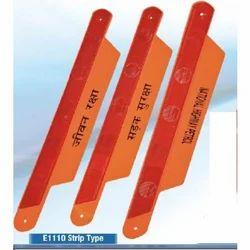 4-Wheeler Multicolor Safety Reflector Strip, For Truck