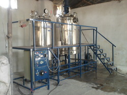 Batch Fermenter