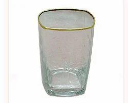 Glass Wine Tumbler