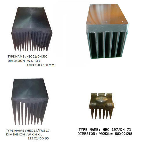 Casting Aluminium Heat Sink - View Specifications & Details