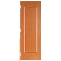 One Panel Interior Door