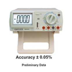 Industrial Grade Digital Multimeters
