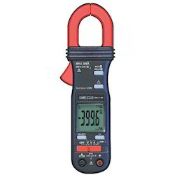 Dual LCD Display Digital Clamp Meter