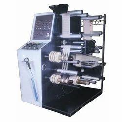 Label Inspection Slitting Machine