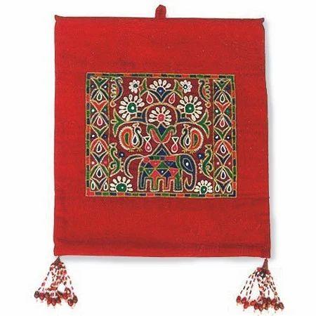 Ethnic Wall Hangings Ahir Silk Wall Hanging Manufacturer
