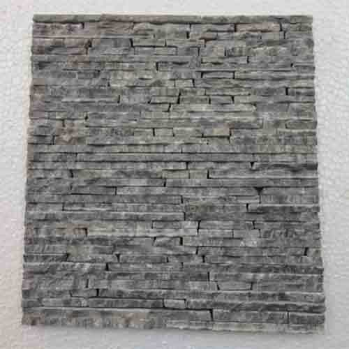 Grey Lime Ledge Stone, Thickness: 10-50 mm