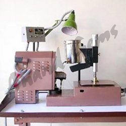 Concave Faceting Machine