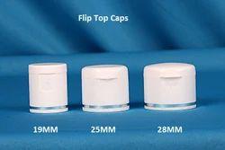 Flip Top Caps