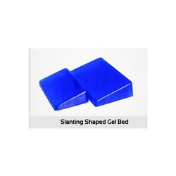Slanting Shaped Gel Bed