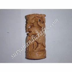 Wooden Sikkar