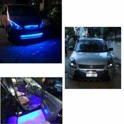 Car Light Work