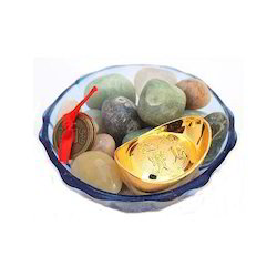 Feng Shui Bowl Of Crystals