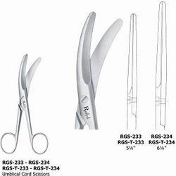 Umbilical Cord Scissors RGS