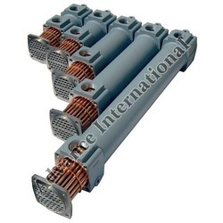 Advance Gray and Blue Shell and Tube Heat Exchangers, Application: Food Process Industry, Power Generation