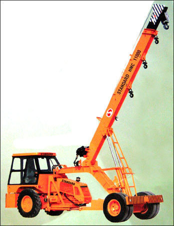 Mobile Pick And Carry Cranes