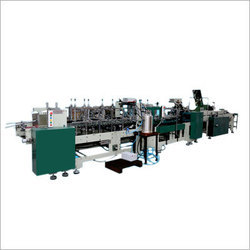 High Speed Folding Gluing Machine