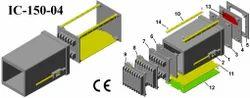 Plastic Electrical Enclosure Din 96x96x150
