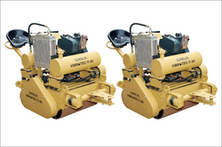 Slope Compactor Vibratory Rollers
