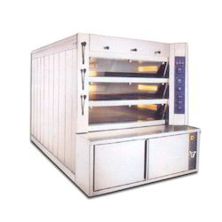 Oil - Gas Heated Deck Oven