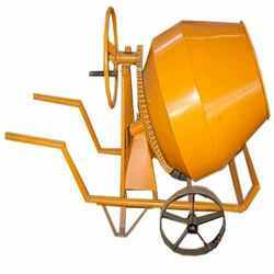 Hand Operated Concrete Mixer