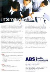 Internal Auditor Training Programme